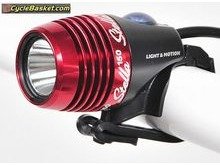 LIGHT & MOTION EH8560322 Stella LED 150N Rechargeable Front Light.