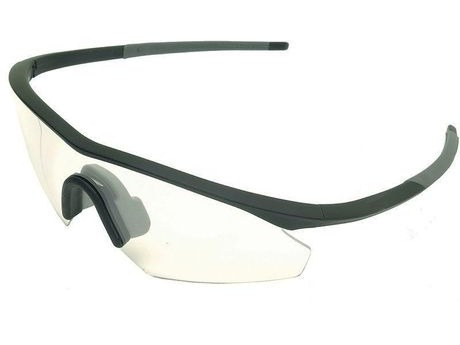 Madison CK6001 Shields Glasses Single Clear Lens click to zoom image
