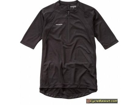 Madison Club Men's Short Sleeve Jersey click to zoom image