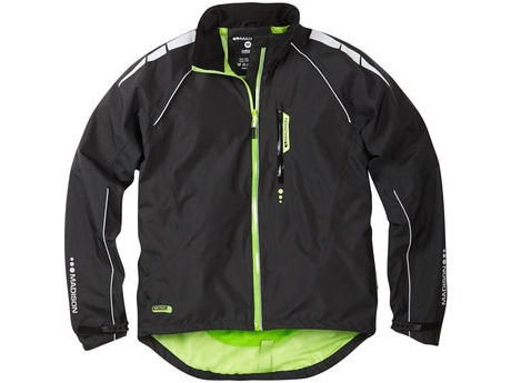 Madison Prime Men's Waterproof Jacket click to zoom image