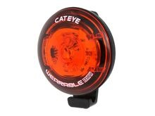Cateye CALRWRM Wearable Mini rear light