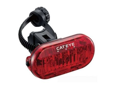 Cateye CA475TL135 OMNI 3 Rear Light 3 LED click to zoom image