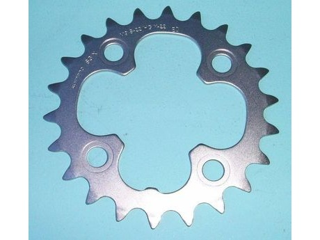 Shimano 1GX 2200 FCM530 Chainring 22T Silver click to zoom image