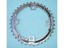Shimano 1FV 9801 Deore M530 Chainring 36 tooth.