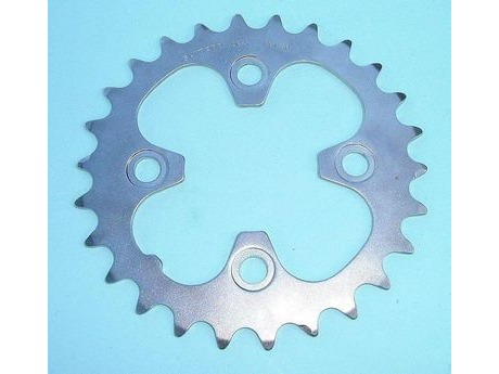 Shimano 1GY 2600 Deore M530 Chainrings 4 Arm ATB 26 Tooth. click to zoom image