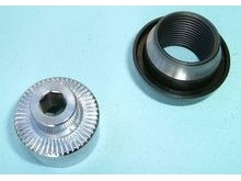 Shimano FH-M775 Left Hand Lock Nut M14 & Cone M14 With Dust Cover
