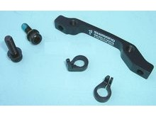 Shimano SMMAF160PS Adapter Post Type Calliper To I.S. Type Fork Mount.