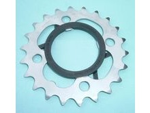 Shimano 1GM 9801 Alivio M410 22 Tooth Chainring