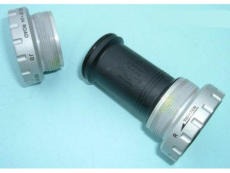Shimano BB4600B Tiagra Bottom Bracket Cups - British Thread click to zoom image