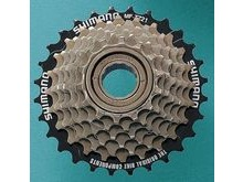 Shimano MF-TZ21 7 Speed Multiple Freewheel