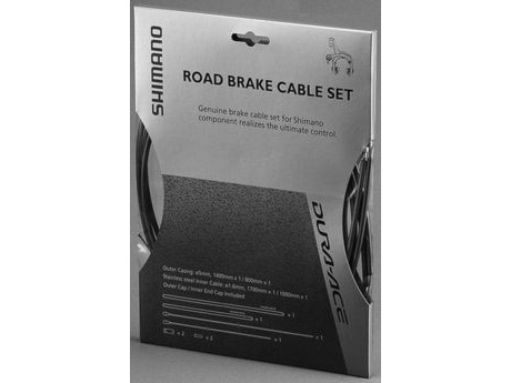 Shimano SHIMANO Dura-Ace 7900 Road Brake Cable Set With PTFE Coated Inner Wire. click to zoom image