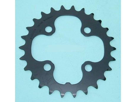 Shimano 1LD 2600 FC-M590 Chainring 26T. click to zoom image