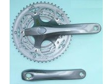 Shimano FC-2403 Claris  Triple Chainset - 8 Speed