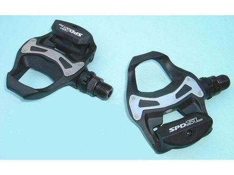 Shimano PD-R550 SPD SL Road Pedals click to zoom image