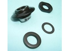 Shimano 2SW 9804 HB-M525-A left hand lock nut unit.
