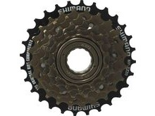 Shimano MF-TZ20 6 Speed Freewheel