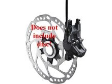 Shimano BRM615FR Deore Disc Brake Calliper