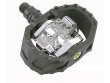 Shimano M424 MTB SPD Pedals - Pop up mechanism