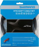 Shimano CABGR4BK XTR Gear Cable Set with Polymer coated inner wire