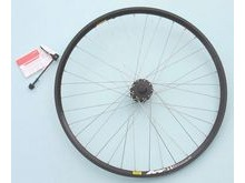 CBC Mavic XM319 (Disc) Rim on Shimano 525 Hub 32 Hole.