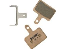 Aztec PBA0062 Sintered disc brake pads for Shimano Deore M515 / M475 / C501 / C601 Mech / M525