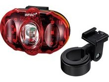 Infini EHF111 Vista 3 LED Rear Light, with Batteries & Bracket