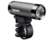 Raveman CR300 USB Rechargeable DuaLens Front Light