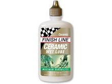 Finishline Ceramic Wet lube 2 oz / 60 ml (Small) Bottle