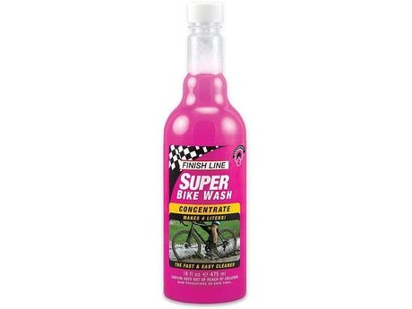 Finishline QPB0033 Bike Wash 16 oz Concentrate click to zoom image