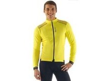 Santini SP216075PRIMO - Primo Long Sleeve Thermofleece Jersey.