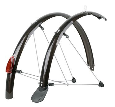 SKS P35 Chromoplastic Mudguards 35mm click to zoom image