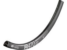 DT RR470DBBK32 R 470 DB Disc Brake Rim
