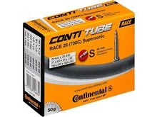 Continental TUC81881 Supersonic 700 x 20 - 25C Presta Inner Tube.