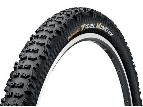 "Continental Trail King 29 x 2.2"" Black Tyre click to zoom image"
