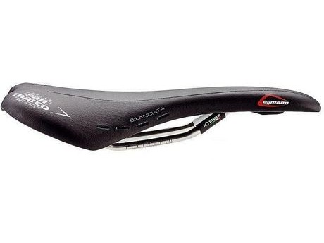 Selle San Marco NM884761 Caymano 235 saddle - black - S.I.Z.E. 235. click to zoom image