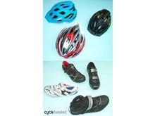 Helmets shoes & overshoes